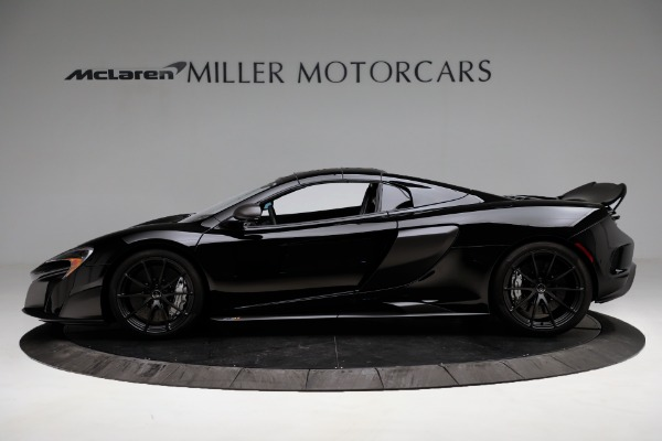 Used 2016 McLaren 675LT Convertible for sale Sold at Alfa Romeo of Greenwich in Greenwich CT 06830 14