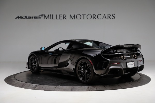 Used 2016 McLaren 675LT Convertible for sale Sold at Alfa Romeo of Greenwich in Greenwich CT 06830 15