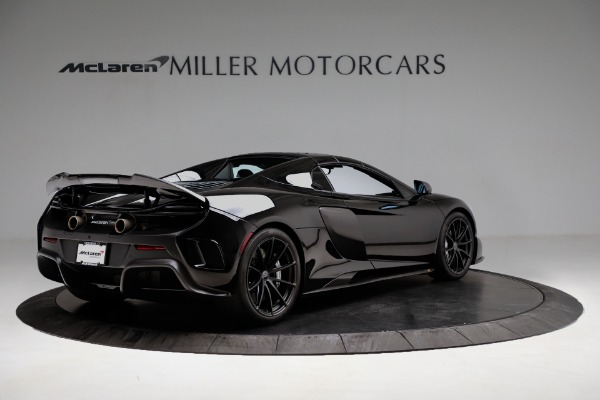 Used 2016 McLaren 675LT Convertible for sale Sold at Alfa Romeo of Greenwich in Greenwich CT 06830 16