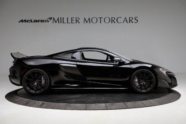 Used 2016 McLaren 675LT Convertible for sale Sold at Alfa Romeo of Greenwich in Greenwich CT 06830 17