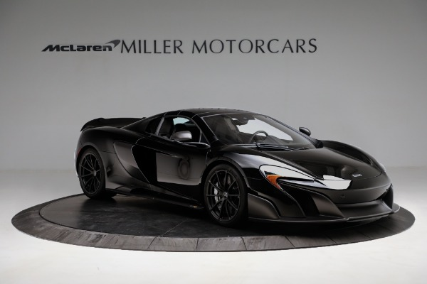 Used 2016 McLaren 675LT Convertible for sale Sold at Alfa Romeo of Greenwich in Greenwich CT 06830 18