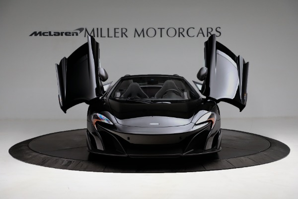 Used 2016 McLaren 675LT Convertible for sale Sold at Alfa Romeo of Greenwich in Greenwich CT 06830 19
