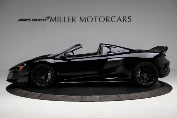Used 2016 McLaren 675LT Convertible for sale Sold at Alfa Romeo of Greenwich in Greenwich CT 06830 3