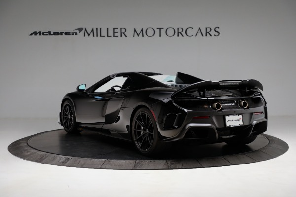 Used 2016 McLaren 675LT Convertible for sale Sold at Alfa Romeo of Greenwich in Greenwich CT 06830 5