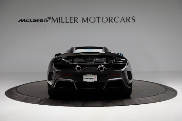 Used 2016 McLaren 675LT Convertible for sale Sold at Alfa Romeo of Greenwich in Greenwich CT 06830 6