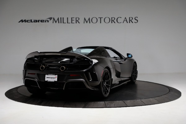 Used 2016 McLaren 675LT Convertible for sale Sold at Alfa Romeo of Greenwich in Greenwich CT 06830 7