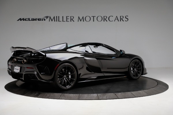 Used 2016 McLaren 675LT Convertible for sale Sold at Alfa Romeo of Greenwich in Greenwich CT 06830 8