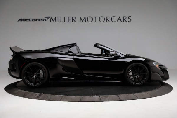 Used 2016 McLaren 675LT Convertible for sale Sold at Alfa Romeo of Greenwich in Greenwich CT 06830 9