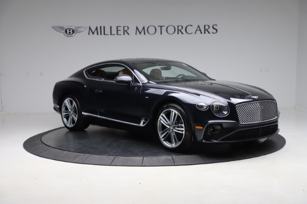 New 2020 Bentley Continental GT V8 for sale $239,445 at Alfa Romeo of Greenwich in Greenwich CT 06830 11