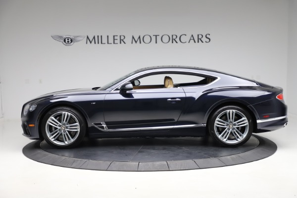 New 2020 Bentley Continental GT V8 for sale $239,445 at Alfa Romeo of Greenwich in Greenwich CT 06830 3