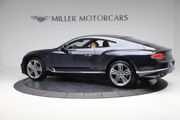 New 2020 Bentley Continental GT V8 for sale $239,445 at Alfa Romeo of Greenwich in Greenwich CT 06830 4