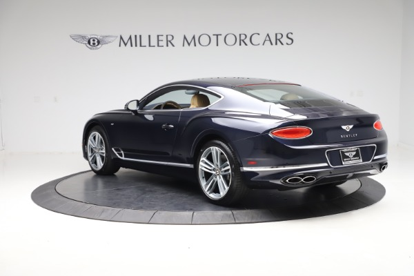 New 2020 Bentley Continental GT V8 for sale $239,445 at Alfa Romeo of Greenwich in Greenwich CT 06830 5