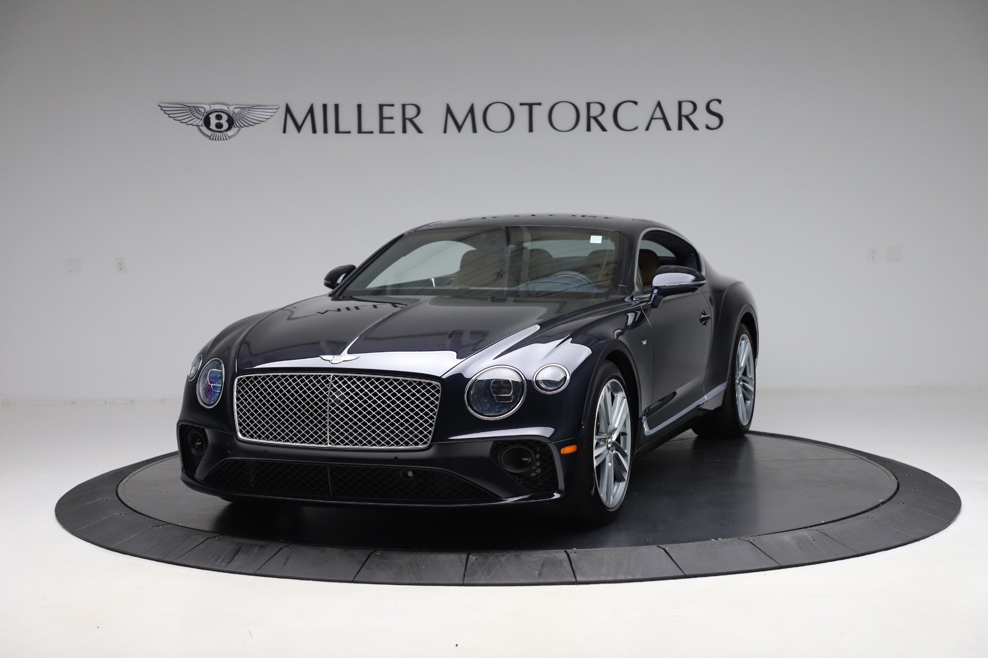 New 2020 Bentley Continental GT V8 for sale $239,445 at Alfa Romeo of Greenwich in Greenwich CT 06830 1