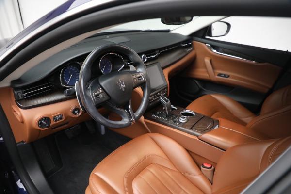 New 2019 Maserati Quattroporte S Q4 for sale Sold at Alfa Romeo of Greenwich in Greenwich CT 06830 14