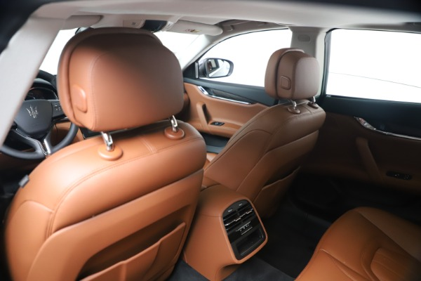 New 2019 Maserati Quattroporte S Q4 for sale Sold at Alfa Romeo of Greenwich in Greenwich CT 06830 20