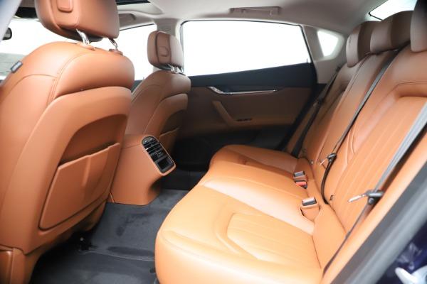 New 2019 Maserati Quattroporte S Q4 for sale Sold at Alfa Romeo of Greenwich in Greenwich CT 06830 22