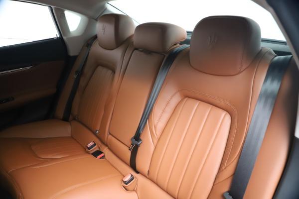 New 2019 Maserati Quattroporte S Q4 for sale Sold at Alfa Romeo of Greenwich in Greenwich CT 06830 23