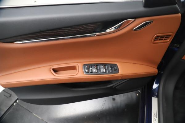 New 2019 Maserati Quattroporte S Q4 for sale Sold at Alfa Romeo of Greenwich in Greenwich CT 06830 24