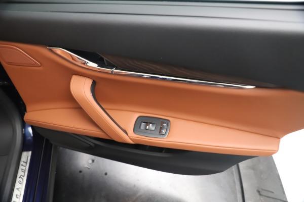 New 2019 Maserati Quattroporte S Q4 for sale Sold at Alfa Romeo of Greenwich in Greenwich CT 06830 28