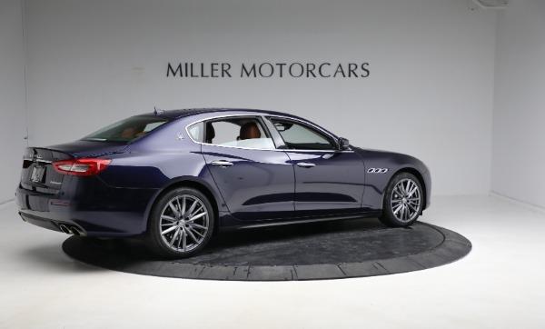 New 2019 Maserati Quattroporte S Q4 for sale Sold at Alfa Romeo of Greenwich in Greenwich CT 06830 8