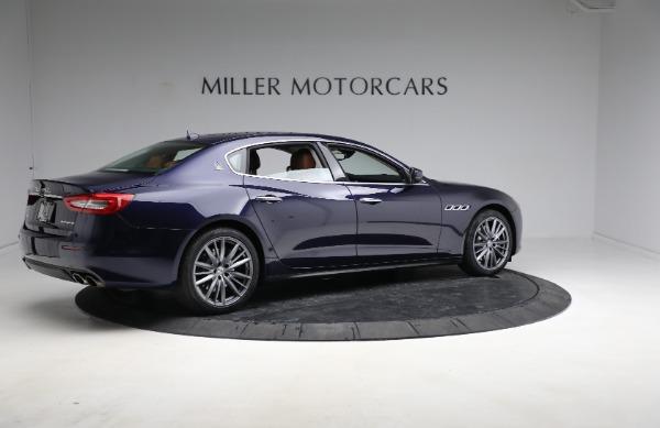 New 2019 Maserati Quattroporte S Q4 for sale Sold at Alfa Romeo of Greenwich in Greenwich CT 06830 9