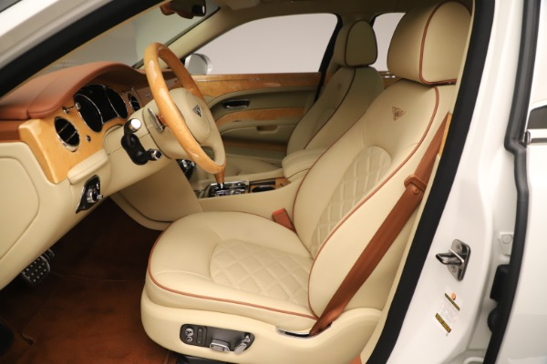 Used 2016 Bentley Mulsanne for sale Sold at Alfa Romeo of Greenwich in Greenwich CT 06830 19