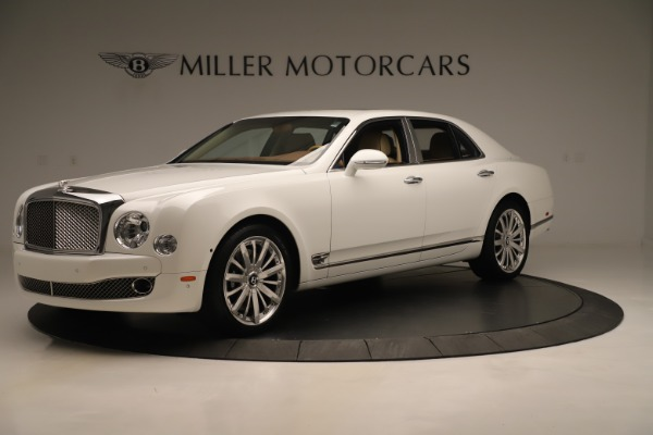 Used 2016 Bentley Mulsanne for sale Sold at Alfa Romeo of Greenwich in Greenwich CT 06830 2