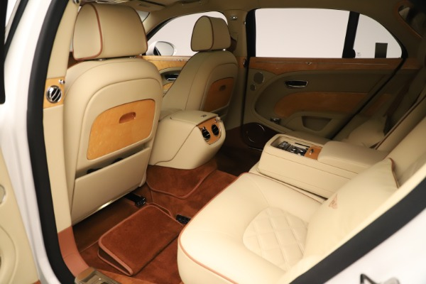 Used 2016 Bentley Mulsanne for sale Sold at Alfa Romeo of Greenwich in Greenwich CT 06830 23