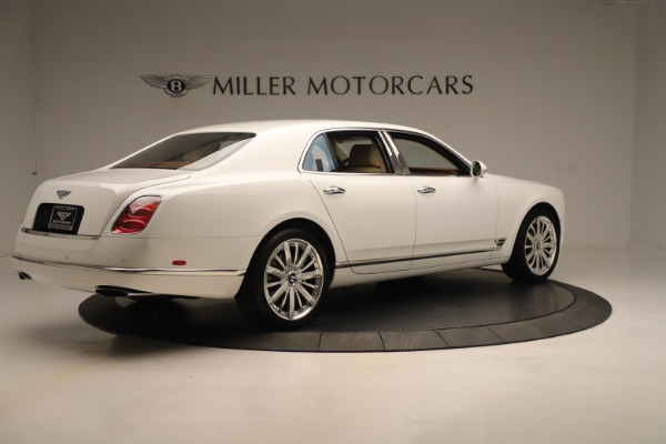 Used 2016 Bentley Mulsanne for sale Sold at Alfa Romeo of Greenwich in Greenwich CT 06830 8