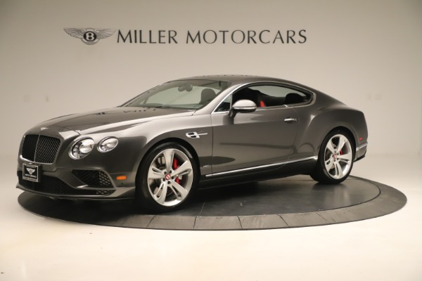 Used 2016 Bentley Continental GT V8 S for sale Sold at Alfa Romeo of Greenwich in Greenwich CT 06830 2