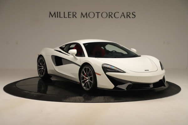 New 2020 McLaren 570S for sale $215,600 at Alfa Romeo of Greenwich in Greenwich CT 06830 10