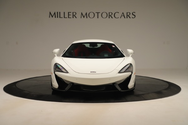 New 2020 McLaren 570S for sale $215,600 at Alfa Romeo of Greenwich in Greenwich CT 06830 11