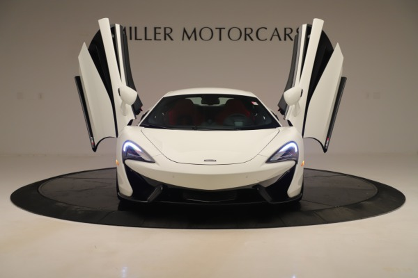 New 2020 McLaren 570S for sale $215,600 at Alfa Romeo of Greenwich in Greenwich CT 06830 12