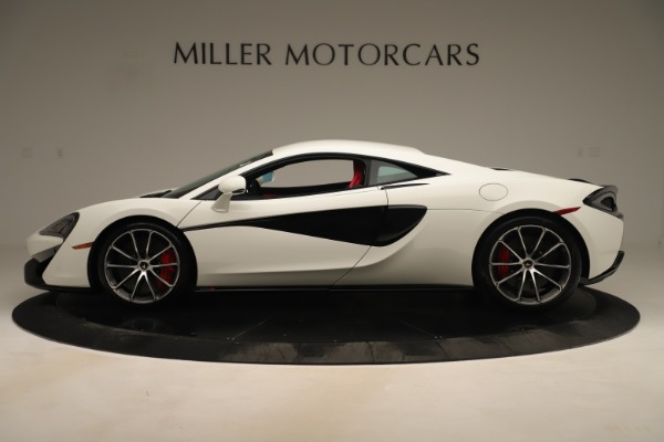 New 2020 McLaren 570S for sale $215,600 at Alfa Romeo of Greenwich in Greenwich CT 06830 2