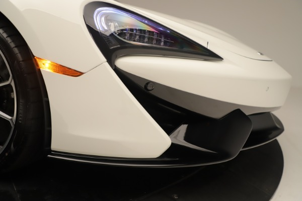 New 2020 McLaren 570S for sale $215,600 at Alfa Romeo of Greenwich in Greenwich CT 06830 22