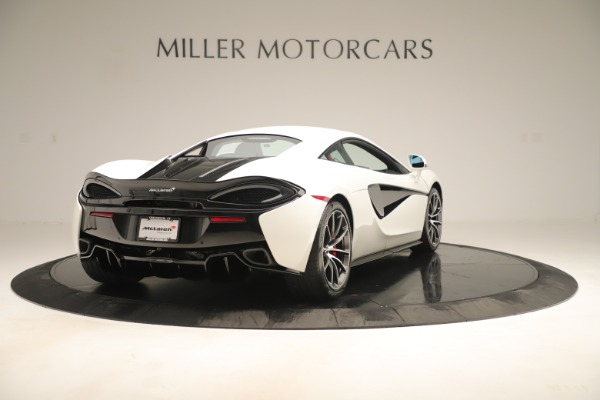 New 2020 McLaren 570S for sale $215,600 at Alfa Romeo of Greenwich in Greenwich CT 06830 6