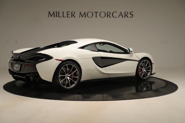 New 2020 McLaren 570S for sale $215,600 at Alfa Romeo of Greenwich in Greenwich CT 06830 7