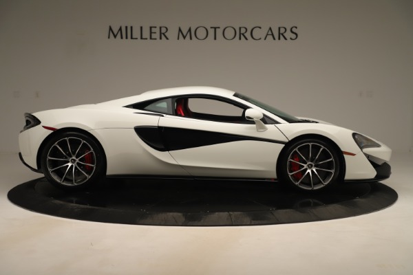 New 2020 McLaren 570S for sale $215,600 at Alfa Romeo of Greenwich in Greenwich CT 06830 8