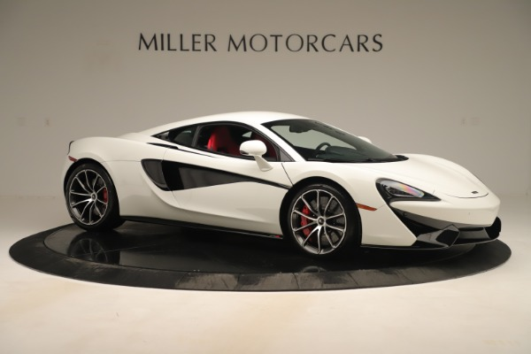 New 2020 McLaren 570S for sale $215,600 at Alfa Romeo of Greenwich in Greenwich CT 06830 9