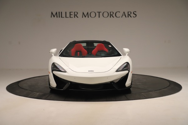 New 2020 McLaren 570S Convertible for sale Sold at Alfa Romeo of Greenwich in Greenwich CT 06830 11