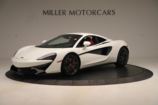 New 2020 McLaren 570S Convertible for sale Sold at Alfa Romeo of Greenwich in Greenwich CT 06830 14