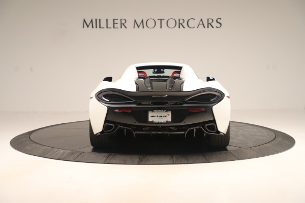 New 2020 McLaren 570S Convertible for sale Sold at Alfa Romeo of Greenwich in Greenwich CT 06830 17