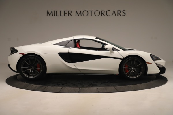 New 2020 McLaren 570S Convertible for sale Sold at Alfa Romeo of Greenwich in Greenwich CT 06830 19