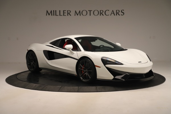New 2020 McLaren 570S Convertible for sale Sold at Alfa Romeo of Greenwich in Greenwich CT 06830 20