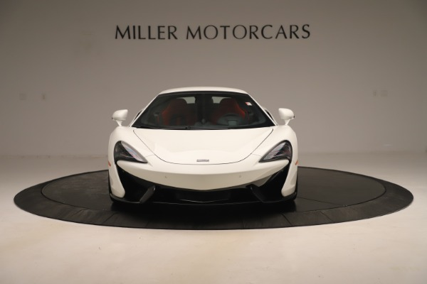 New 2020 McLaren 570S Convertible for sale Sold at Alfa Romeo of Greenwich in Greenwich CT 06830 21