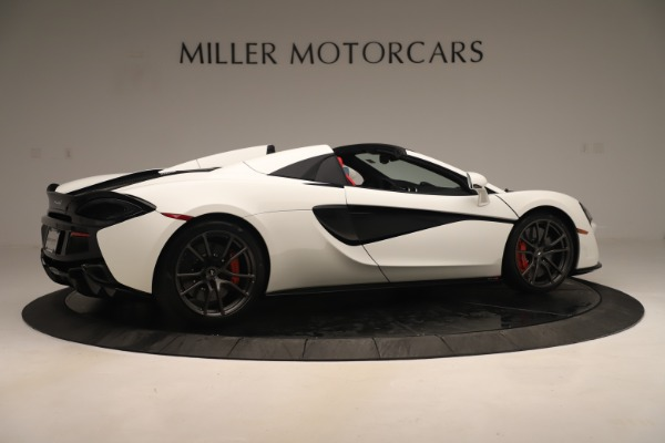 New 2020 McLaren 570S Convertible for sale Sold at Alfa Romeo of Greenwich in Greenwich CT 06830 7