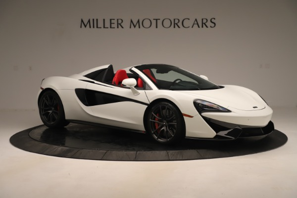 New 2020 McLaren 570S Convertible for sale Sold at Alfa Romeo of Greenwich in Greenwich CT 06830 9