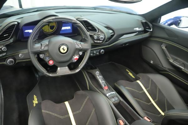 Used 2018 Ferrari 488 Spider for sale Sold at Alfa Romeo of Greenwich in Greenwich CT 06830 19