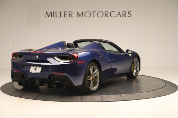 Used 2018 Ferrari 488 Spider for sale Sold at Alfa Romeo of Greenwich in Greenwich CT 06830 7