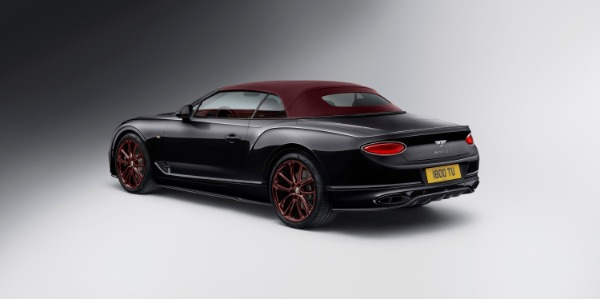 New 2020 Bentley Continental GTC W12 Number 1 Edition by Mulliner for sale Sold at Alfa Romeo of Greenwich in Greenwich CT 06830 2
